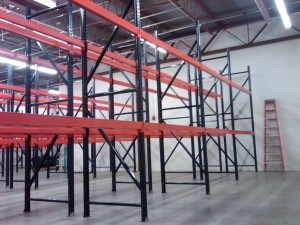 Pallet Racking Removal - Used Shelving Eagan, MN