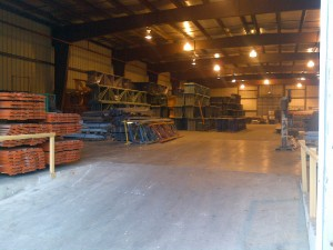 We Buy Used Racking - Eagan, MN Industrial Racks