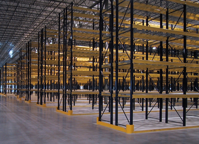 Used Pallet Rack Verticals Eagan, MN