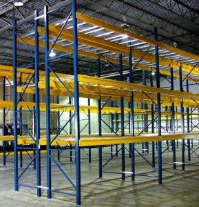 Used Pallet Rack Uprights Moorhead, MN