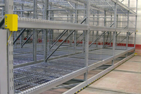 Twin Cities Used Warehouse Racks